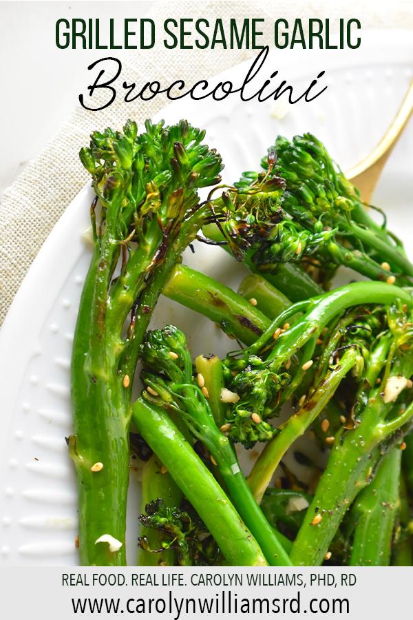 Grilled Sesame Garlic Broccolini Pin.jpg