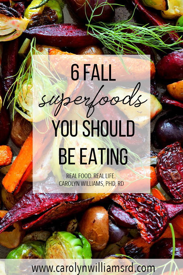 6 Fall Superfoods You Should Be Eating