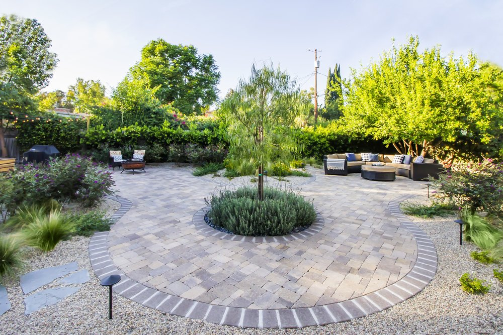 Landscape Design Before & Afters