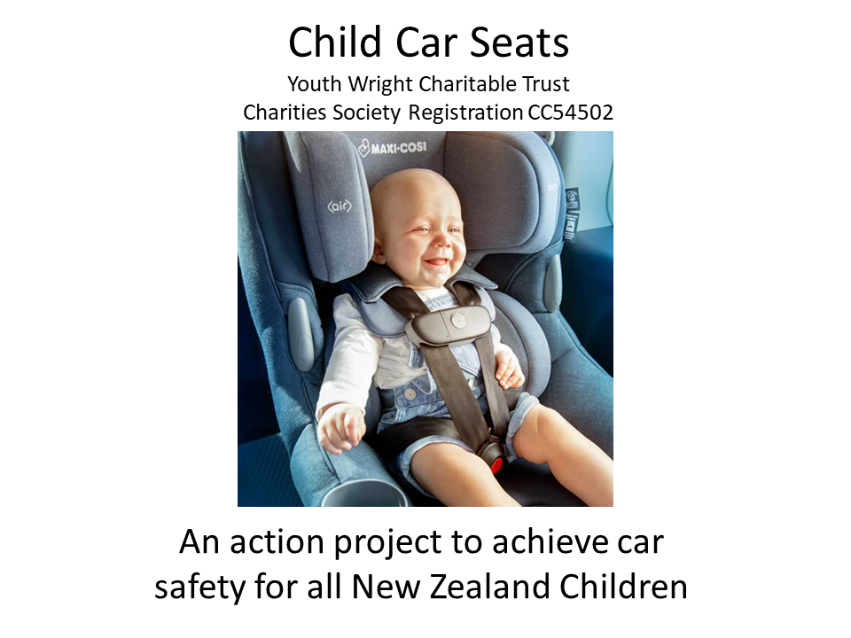 Child Car Seats Youth Wright Charitable Trust
