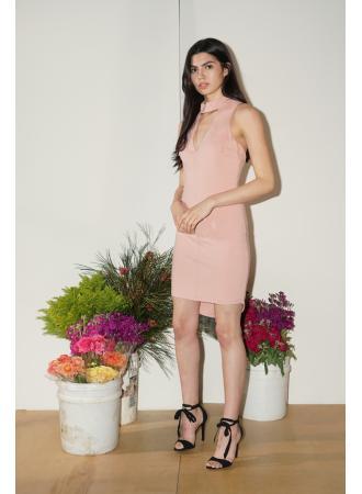 Adelyn Rae Nicole Bodycon Dress Embellish