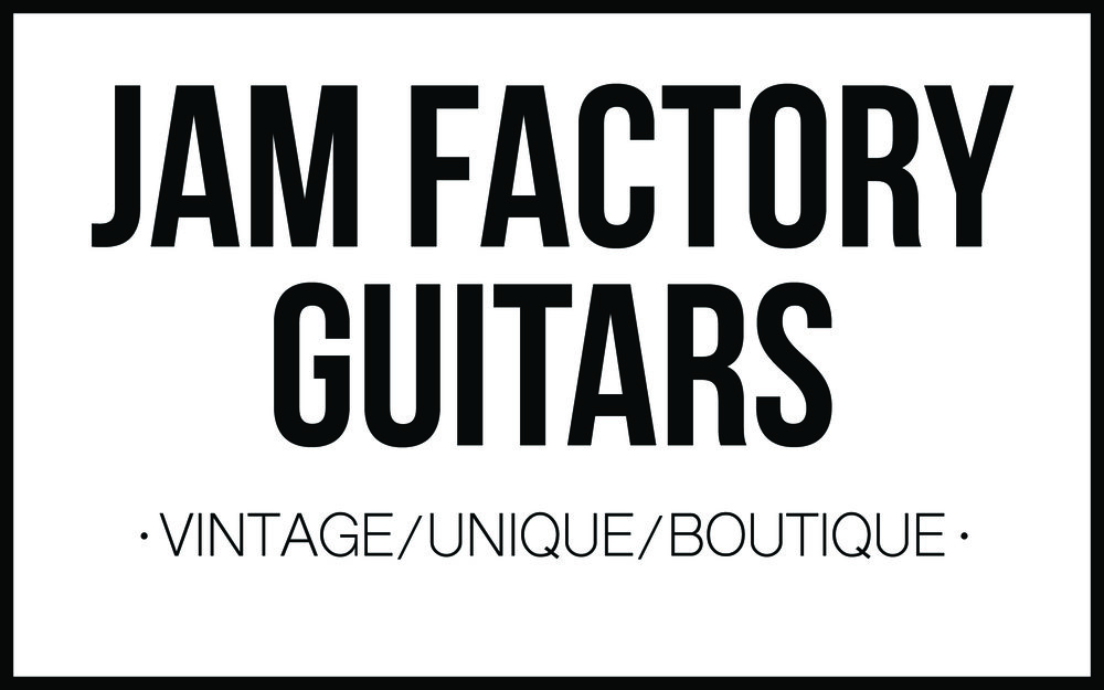 JAM FACTORY GUITARS