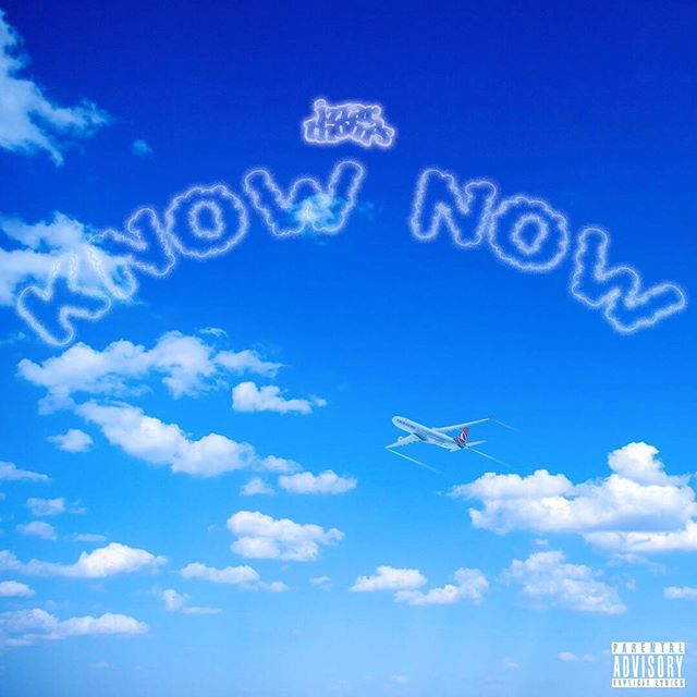 """As promised! My new/first single """"Know Now"""" produced by @k3yboarrdkid from my upcoming album """"Somewhere New 2"""" will be available everywhere Friday! Can't wait for y'all to hear it! & all of the other music I've been cookin up! 👀 ☁️☁️"""