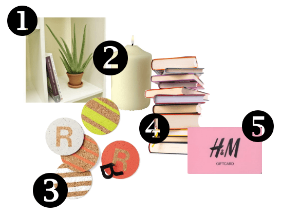 5 Gift Ideas For Your Host | THISWOMANFROMNY