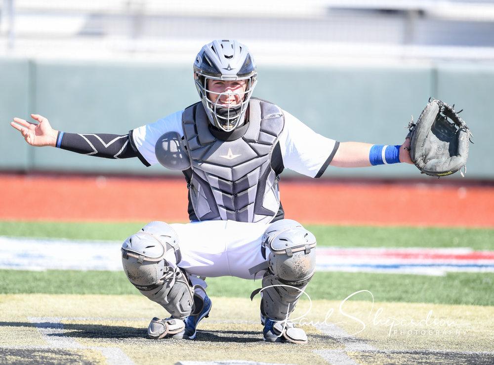 Ben Prediger, C - Calgary, AB 2018 Baseball Alberta Midget Player of the Year - Junior Dinos