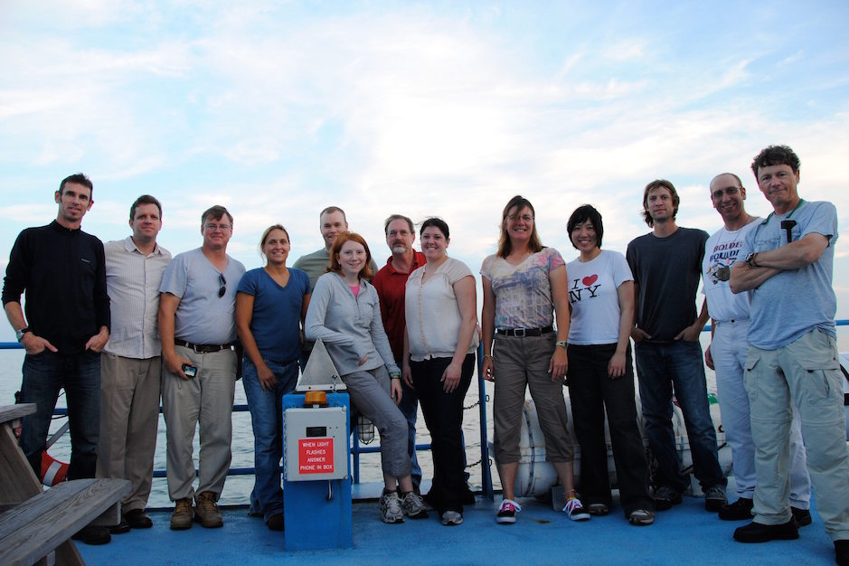 Brooks McCall Deepwater Horizon Science Crew