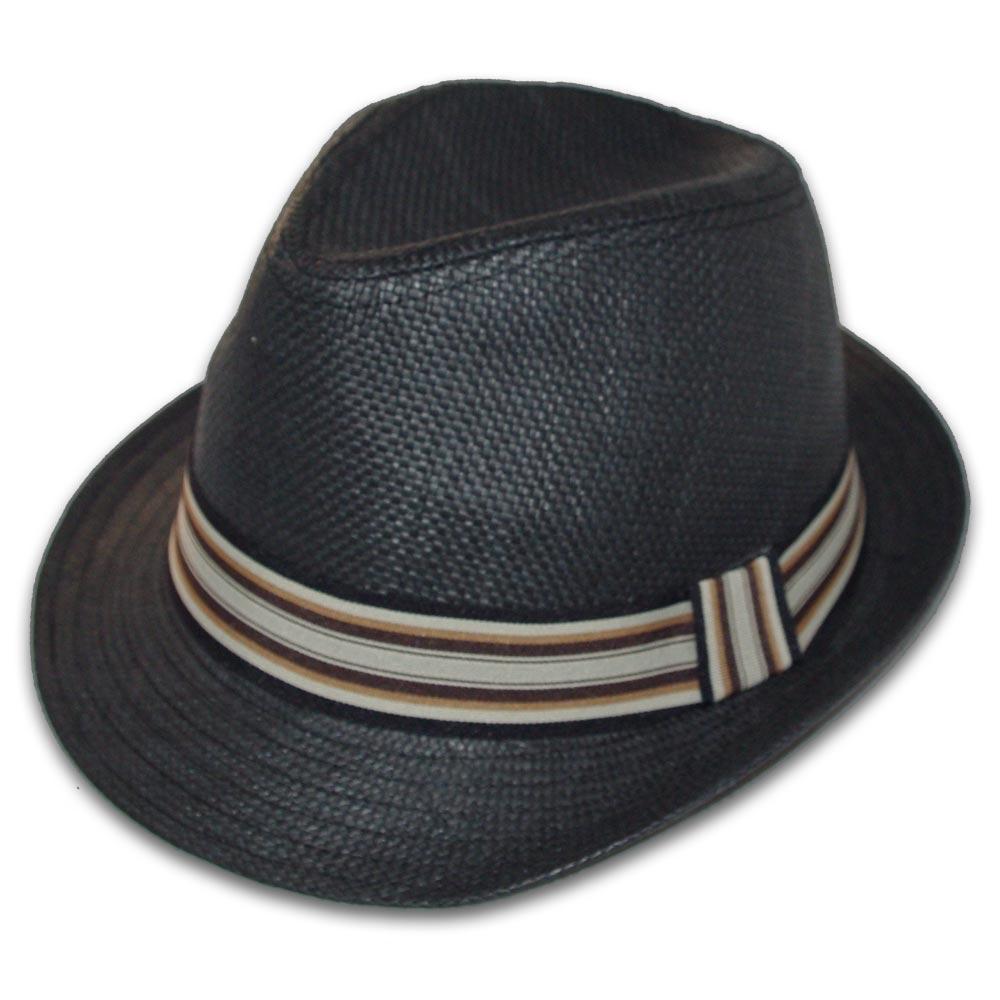 Black-Striped-Band-Straw-Trilby-Hat.jpg 8f5447dfd