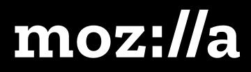 Mozilla company logo