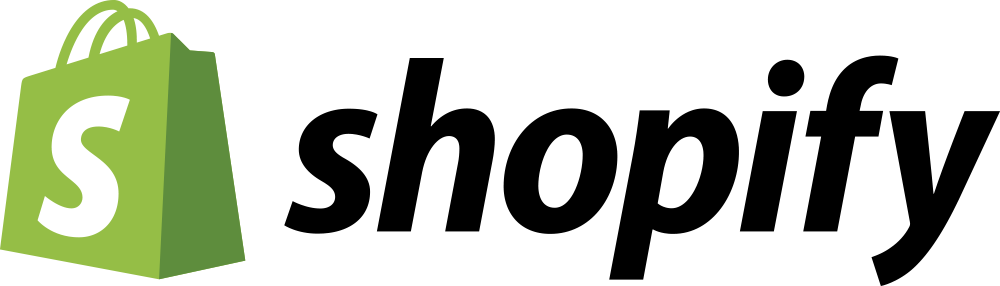 Copy of Shopify company logo