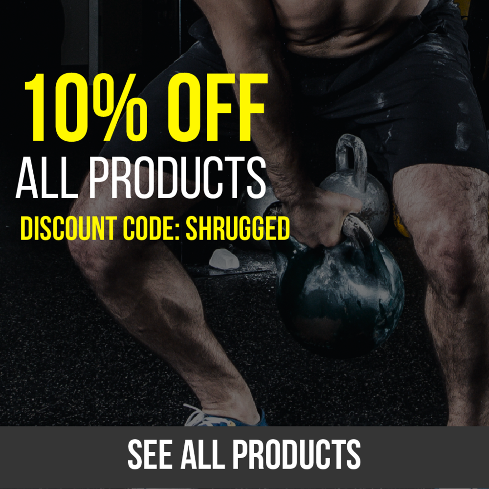 Shrugged all products Disc-01.png