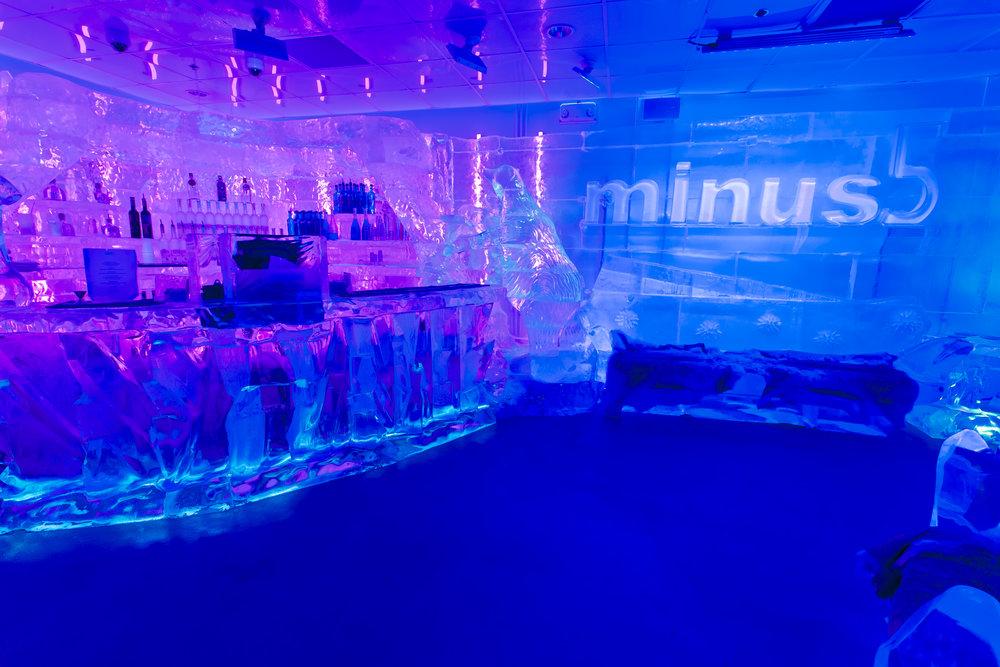 Minus5 Ice Bar with Logo.JPG
