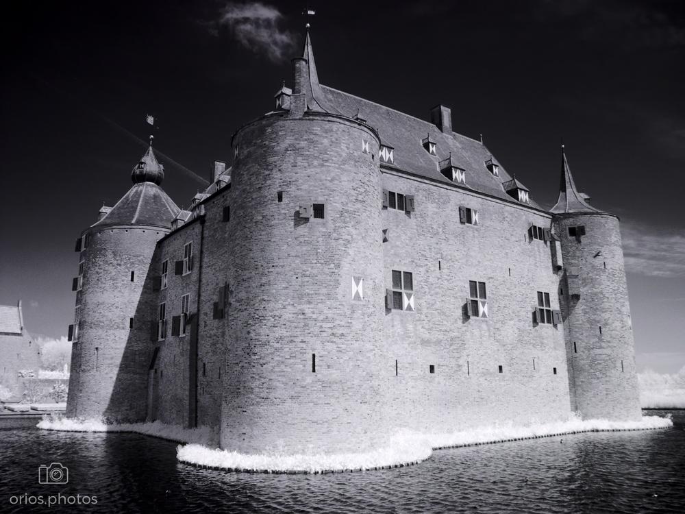 Ammersoyen Castle