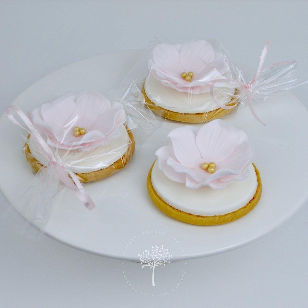 Iced Cookies -