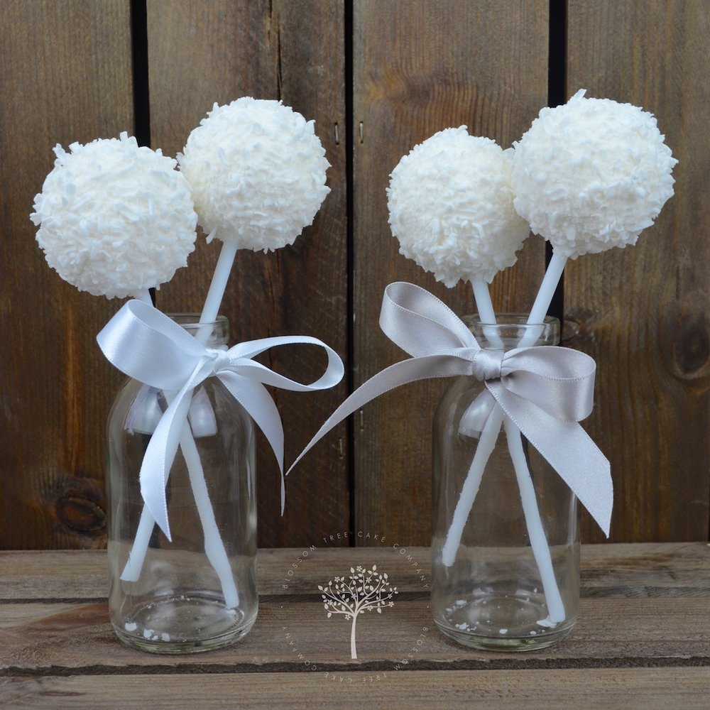 Fluffy White Cake Pops by Blossom Tree Cake Company Harrogate North Yorkshire - square.jpg