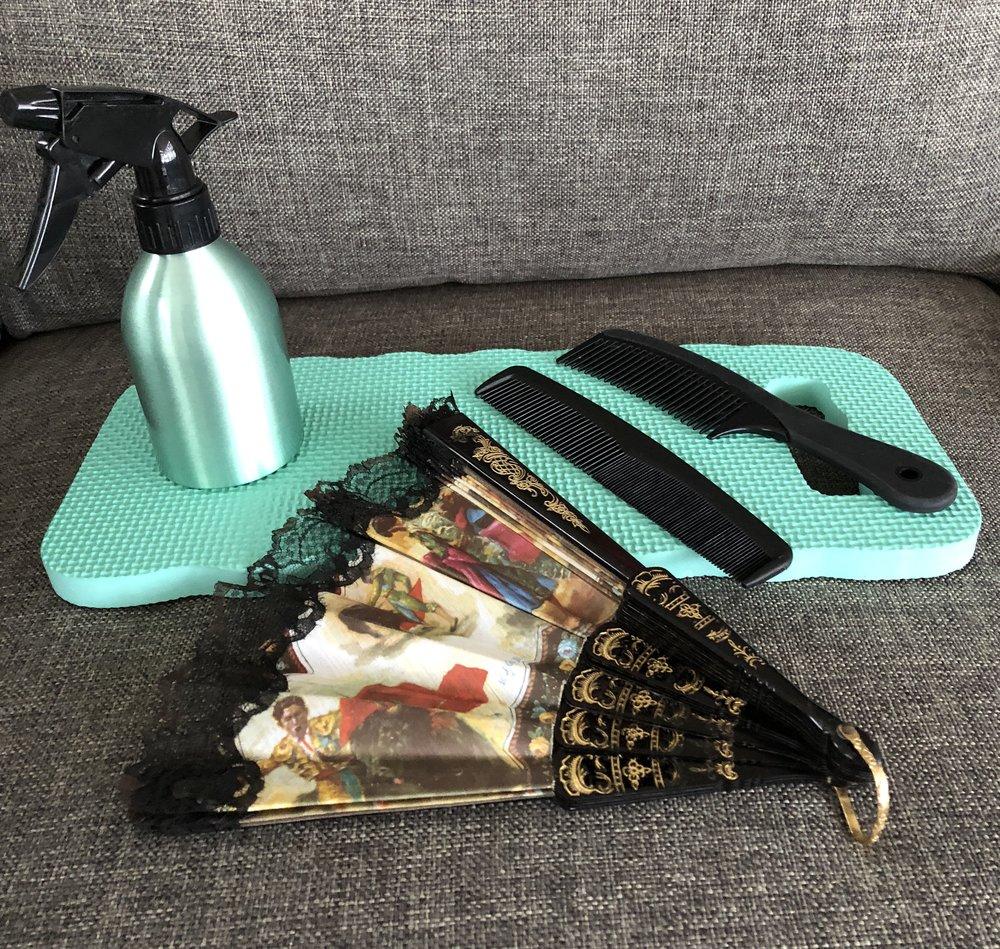 birth support sydney doula bag