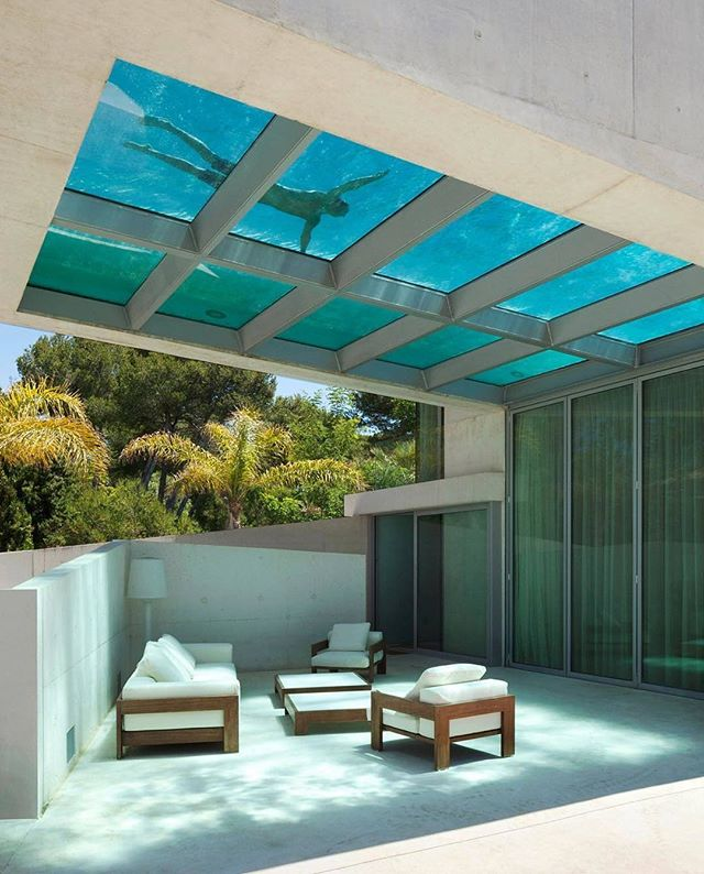 ™ Afternoon joys. ------------------------------- The Jelly Fish #House designed by Weil Arets Architects located in #Marbella, Spain | Photos by Jan Bitter |  #luxurylistings #Devallor  #ModernGentleman  #menwithstyle #mensfashion #menwithclass #stylishmen #gentleman #highfashion #gentstyle s #classy #elegant  #beach #classic #timeless #zeitlos #luxury #infinitypool #poollife #bestpool #luxuryhomes #summer #bestpools #awesomepool #palmtrees #luxurylife #housegoals #architects