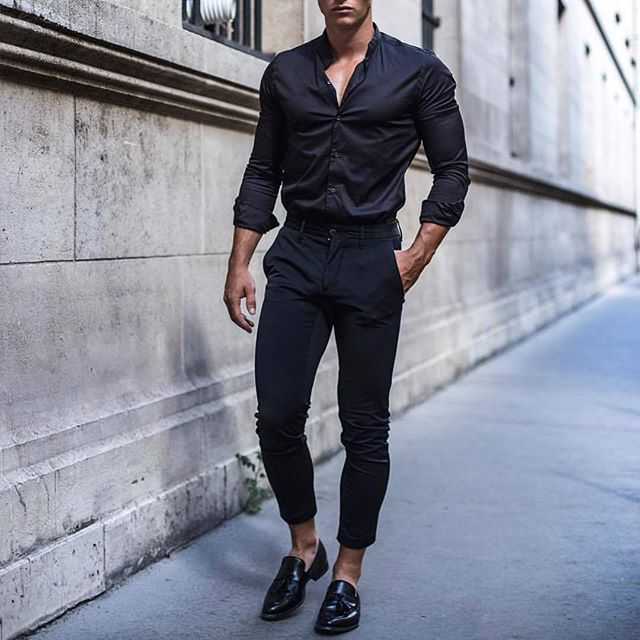 ™ Man in black. ------------------------------- #Devallor #ModernGentleman #menwithstyle #mensfashion #menwithclass #stylishmen #gentleman #highfashion #gentstyle #menwith  #style #whatiwore  #premierleague #menswear #asseenonme #whatimwearing #gentleman #mensfashion #ralphlauren #beautifuldestinations #gucci #fashionblogger #outfitoftheday #styleoftheday #classy #ootd #mensfashionpost #mensfashion #menstyle #dapper  Seen @menwithclass