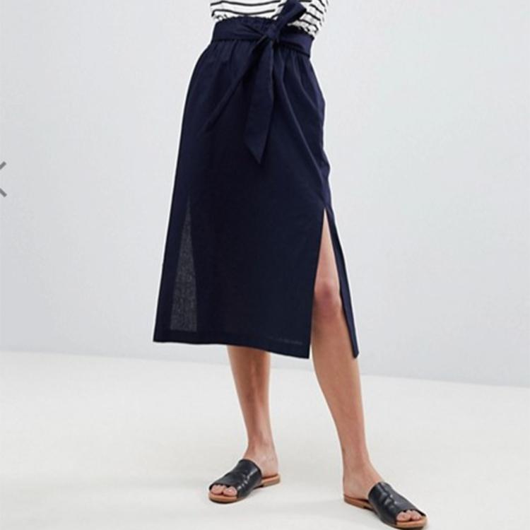 ASOS Linen Skirt