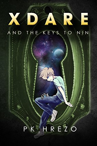 A contemporary fantasy … - This fantasy tale is perfect for middle grade accelerated readers to young adult and gamer geeks of any age.What if your video game gave you real time access to a primitive world in another galaxy? Join 14-year-old Xavier Dare on his adventure and mega game conquest.Available in ebook, print, or audiobook.