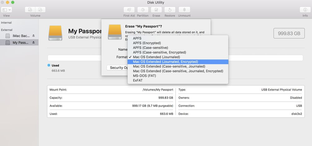 A Simple Guide For Taking An Encrypted Backup Of Your Personal Data