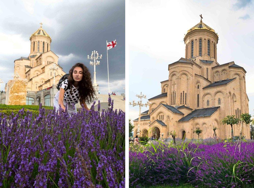 Самеба Собор Тбилиси Отдых Туры Грузия NAMERANI.jpg