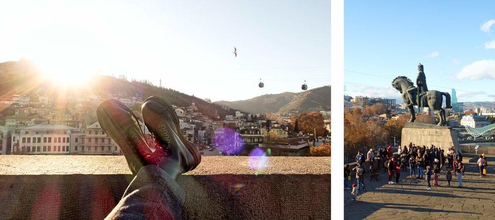 Храм Метехи Вахтанг Горгасали Тбилиси Панорама Туры Грузия NAMERANI.jpg