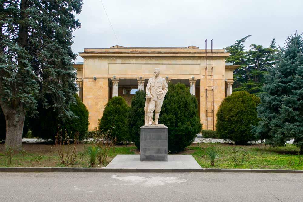 Гори - Город Гори — это еще и родина Сталина!