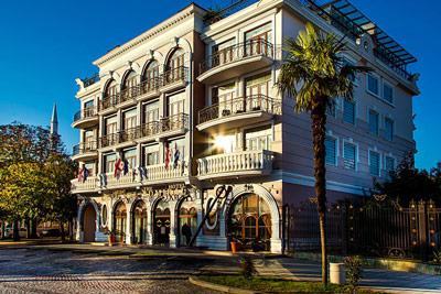 The Admiral Hotel 4* - Отель