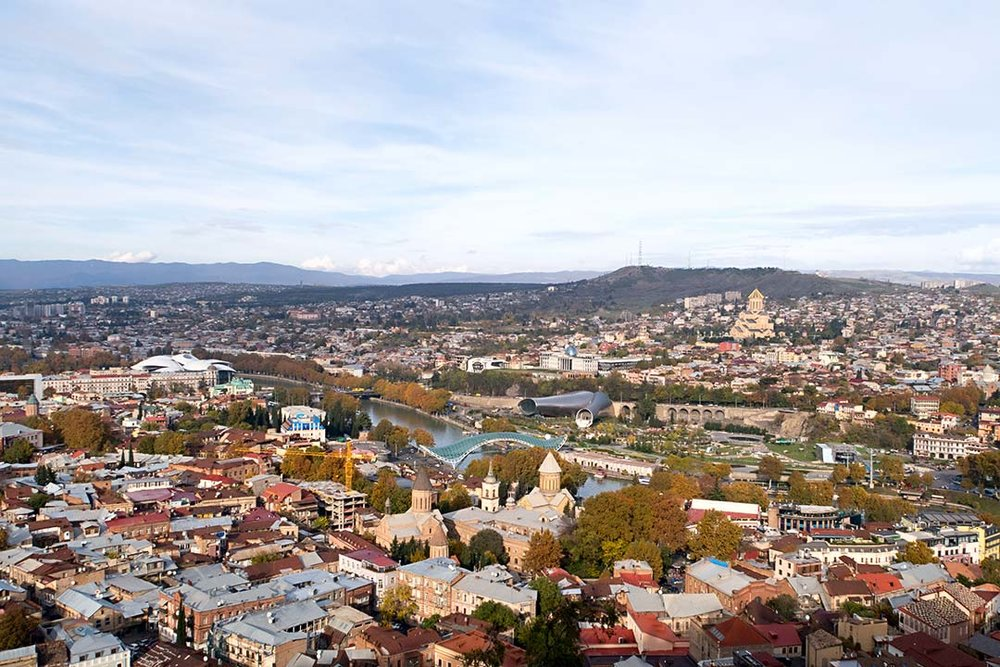 Тбилиси Панорама Парк Рике Туры Грузия NAMERANI.jpg