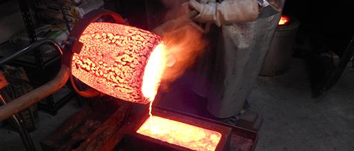 Smelting -