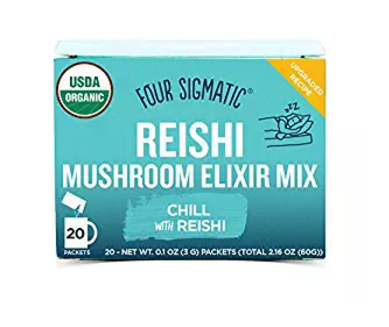 Reishi Mushroom Elixir - Say goodbye to unwanted mood swings