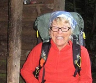 Geraldine Largay death appalachian trail