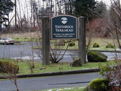 ToothRock Trail Head Oregon