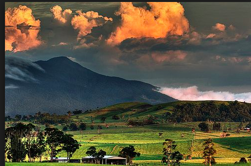 Mount Bartle Frere Queensland