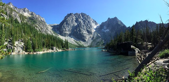 Colchuck Lake, Washingron