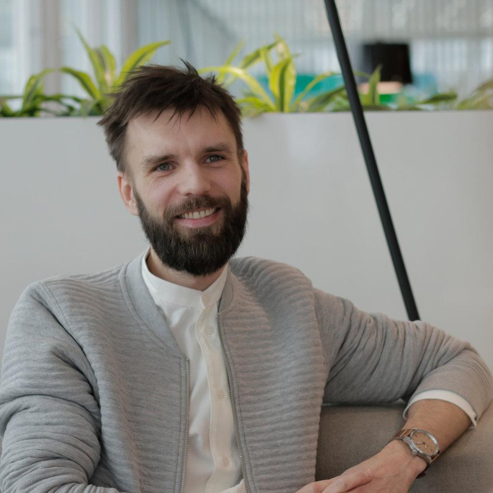 Alf Kristian Kåring,psykolog och pedagog, jobbar inom gamefication.