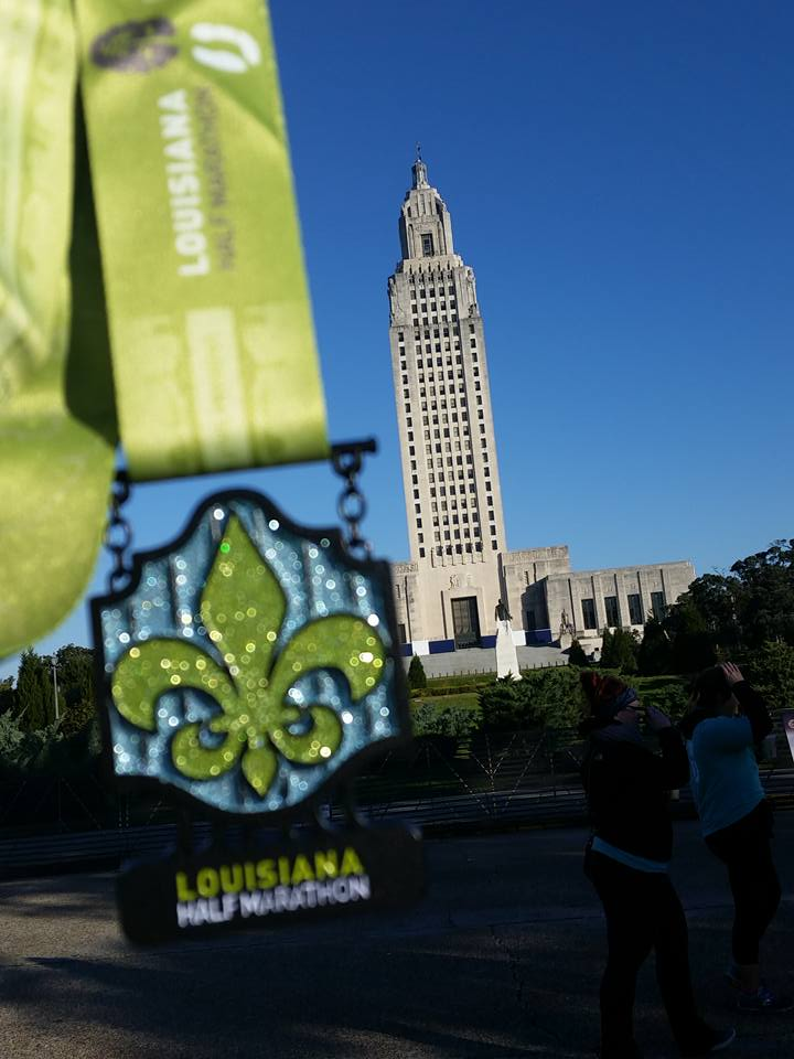 Medal and state capital.