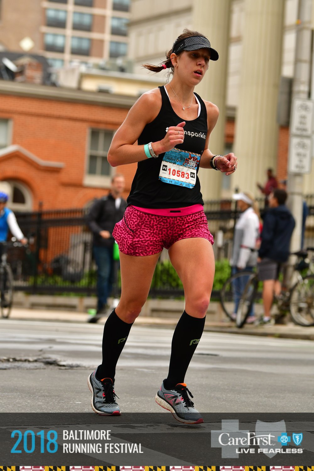 Not all race photos are fabulous! At least they're free!
