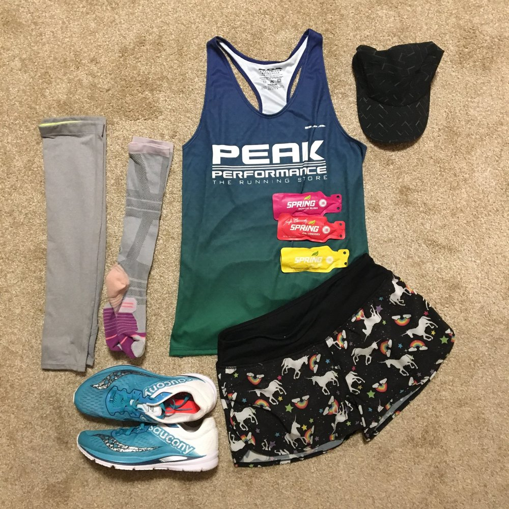 Race outfit… we ready to tackle PHX!
