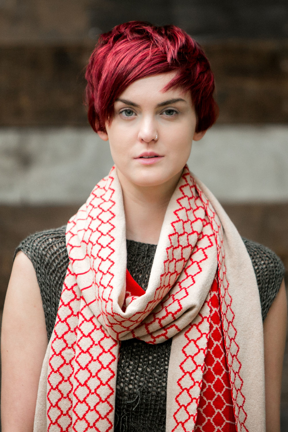 a37d2a520e061 Claire Andrew AW16 5 Detail Graphic Oversize Scarf Red Camel Print.jpg