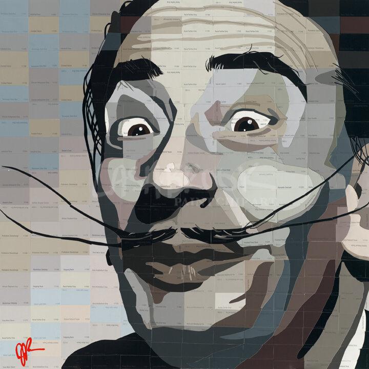 The Hallucinogenic Artist