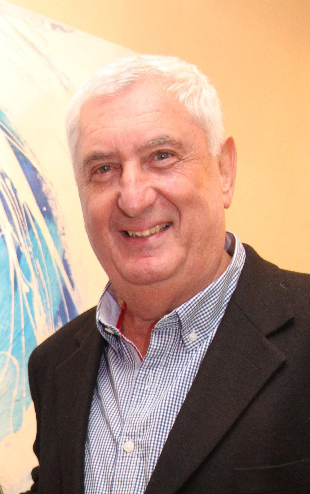 Alan Ipp -Non-executive