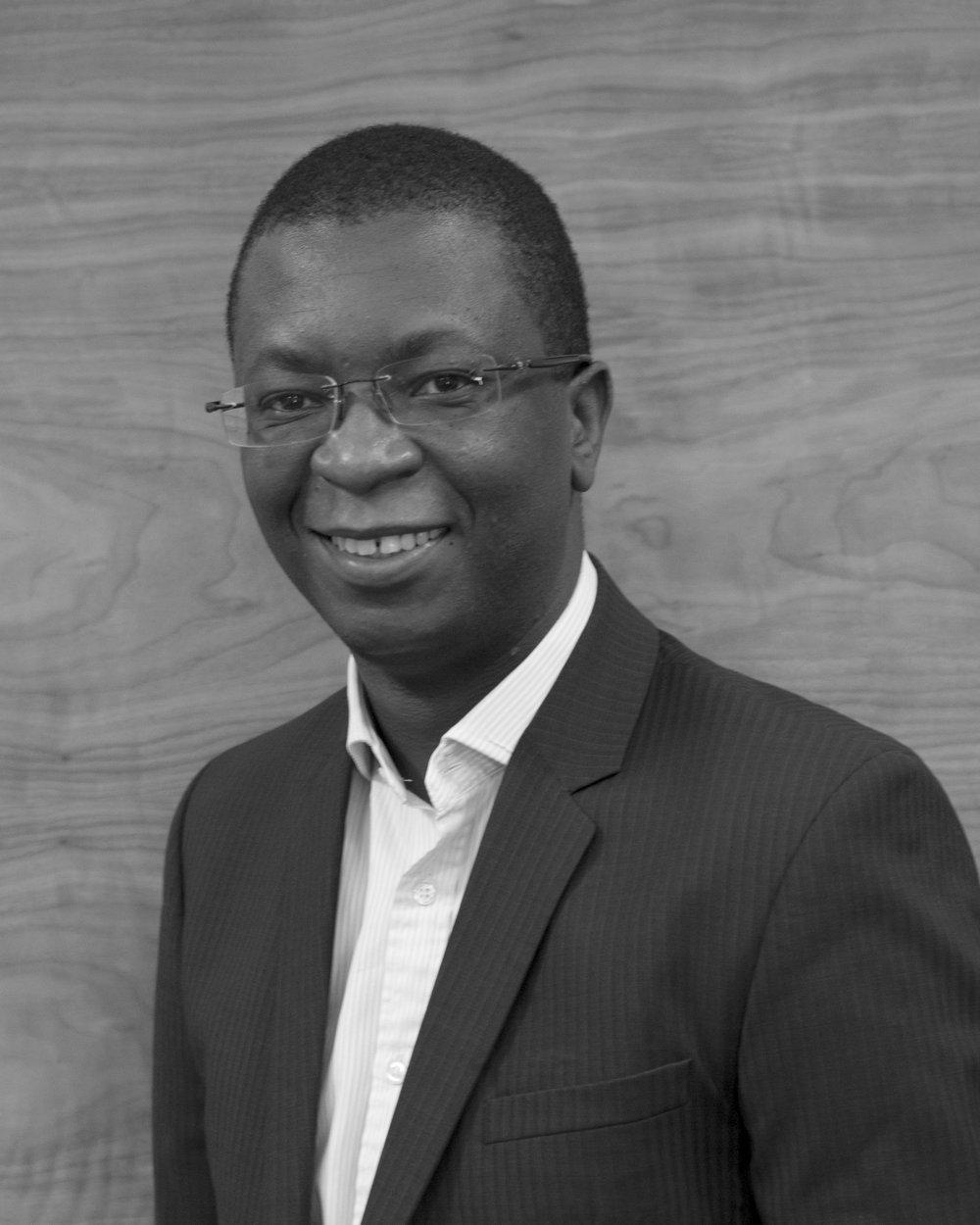 Takudzwa Hove -Chief Financial Officer
