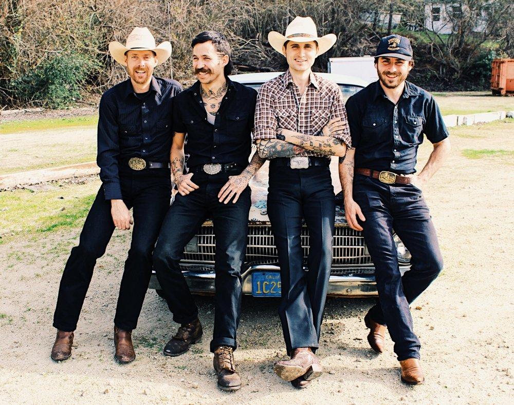 Jesse Daniel - California Country