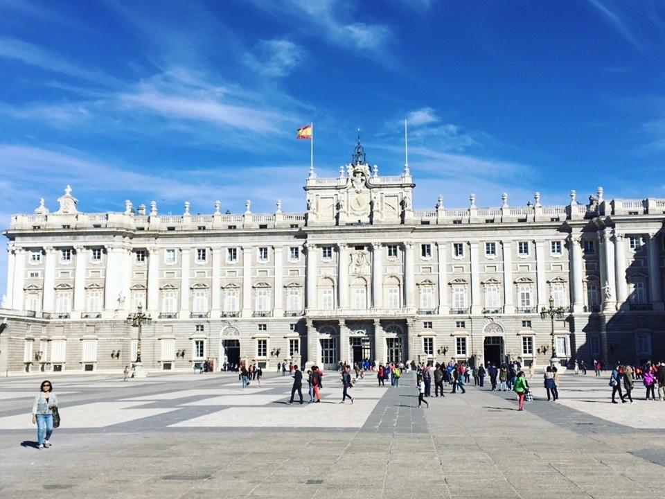 El Palacio Real: Der spanische Königspalast