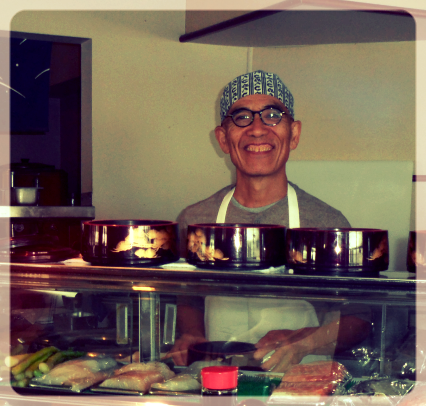 Chef Noboru Kidera
