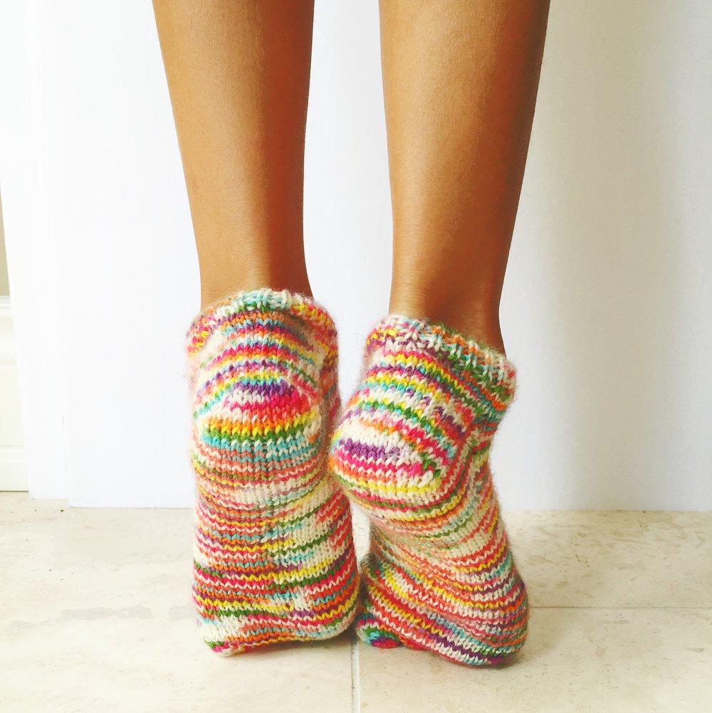 Operation Sock Drawer 8 Free Sock Patterns That I Love She Knits