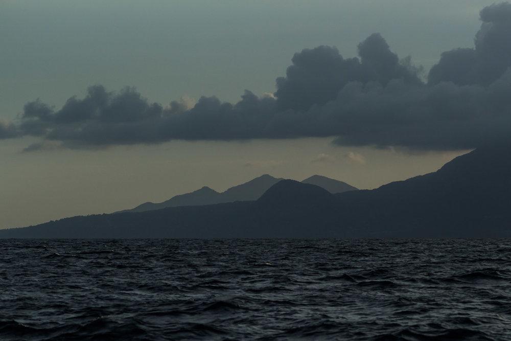 Pointe de Capesterre en Guadeloupe