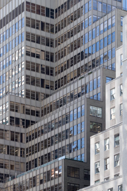 Façades à New-York city - Numéro 1