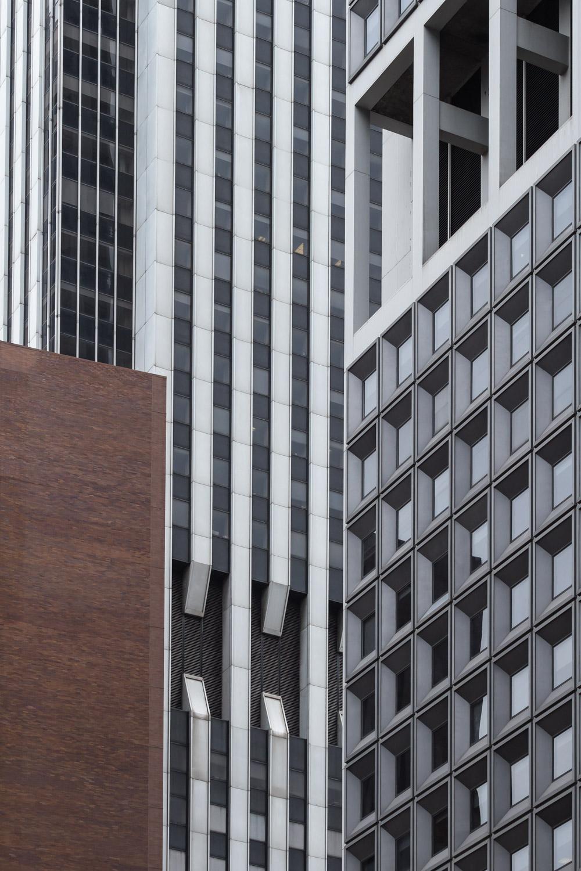 Façades à New-York city - Numéro 4